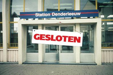 Denderleeuw station